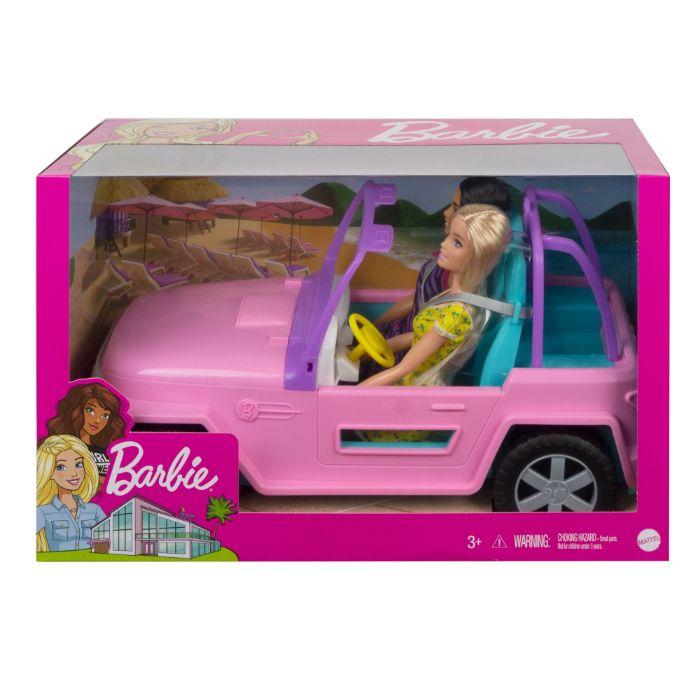 Barbie Bil Stor