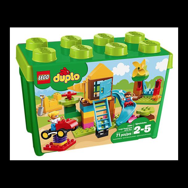 Lego Duplo 10864 Stor Legeplads Lego Dublo Alt I Legdk