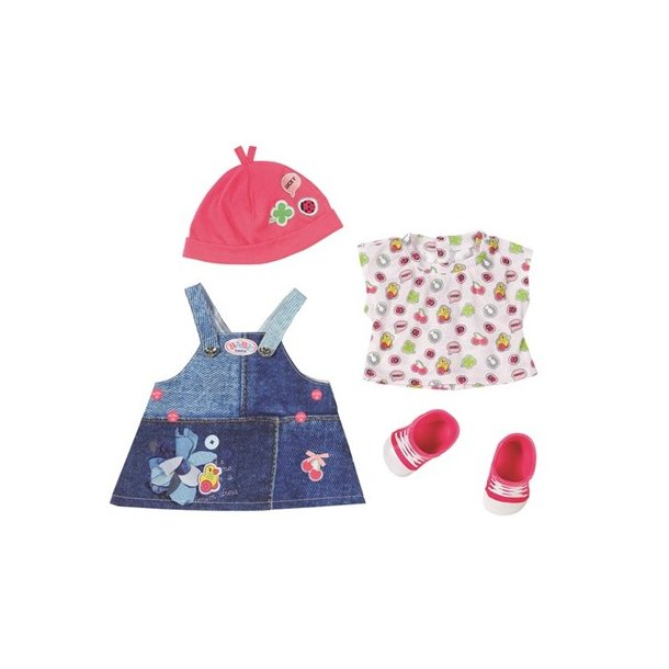 Baby Born Deluxe Jeans Outfit