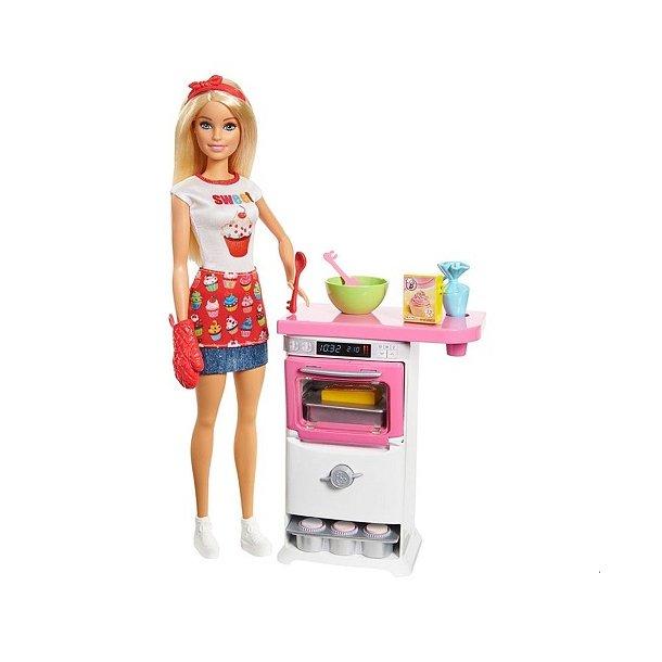 Barbie Cupcake Bageri