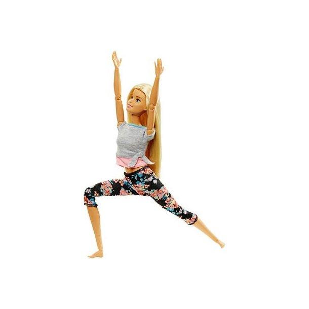 Barbie Made to Move Lyshåret