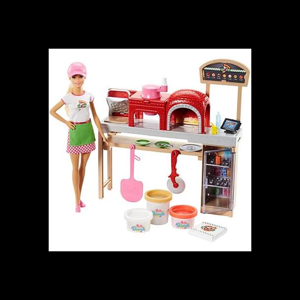 Barbie Pizza Bageri