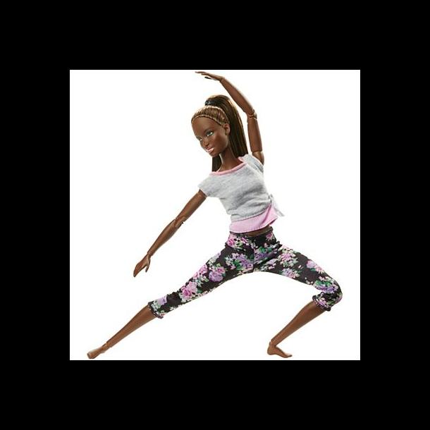 Barbie Mad to Move Mørk