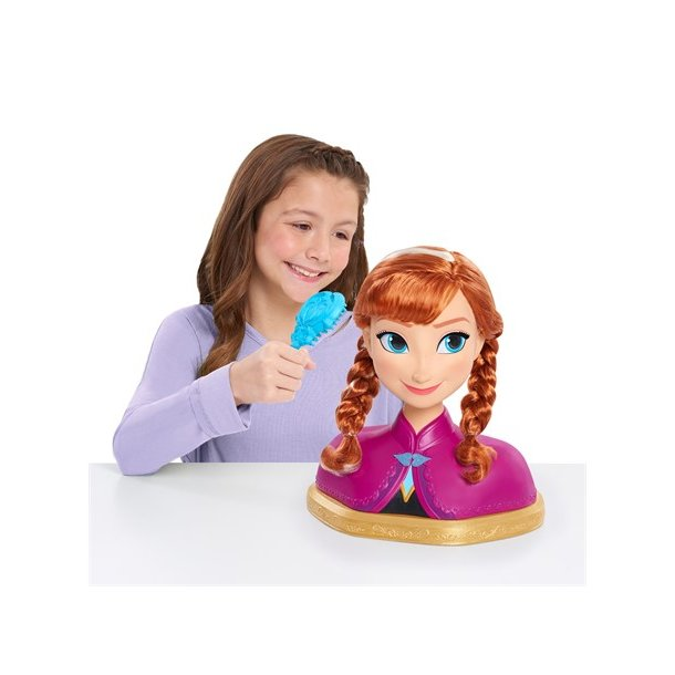 Disney Frost Anna Styling Hoved
