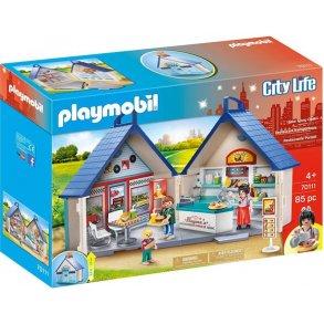 Ultramoderne Playmobil - Alt i Leg.dk LW-89