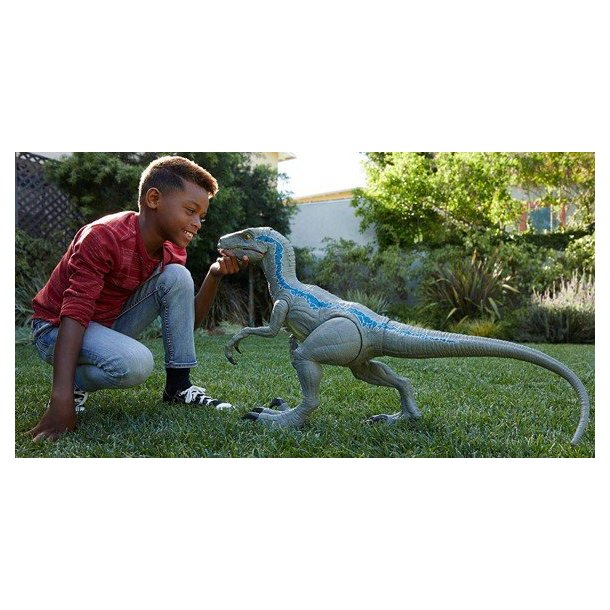 Jurassic World - Super Colossal Velociraptor
