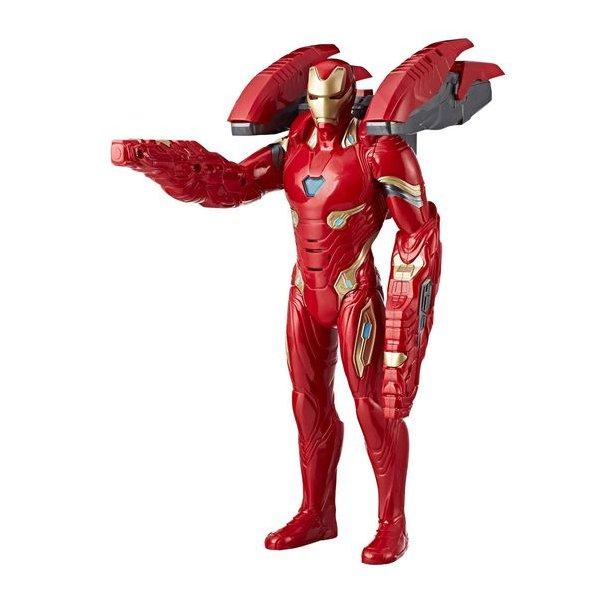 Avengers Infinity War Iron Man Mission Tech 30cm
