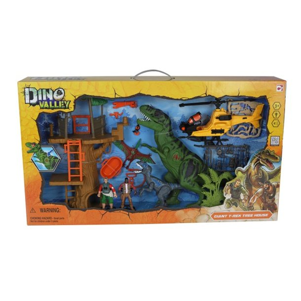 Dino Valley - Dino Jungle Attack