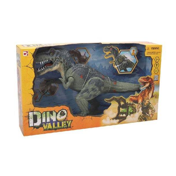 Dino Valley - Interaktiv T-Rex
