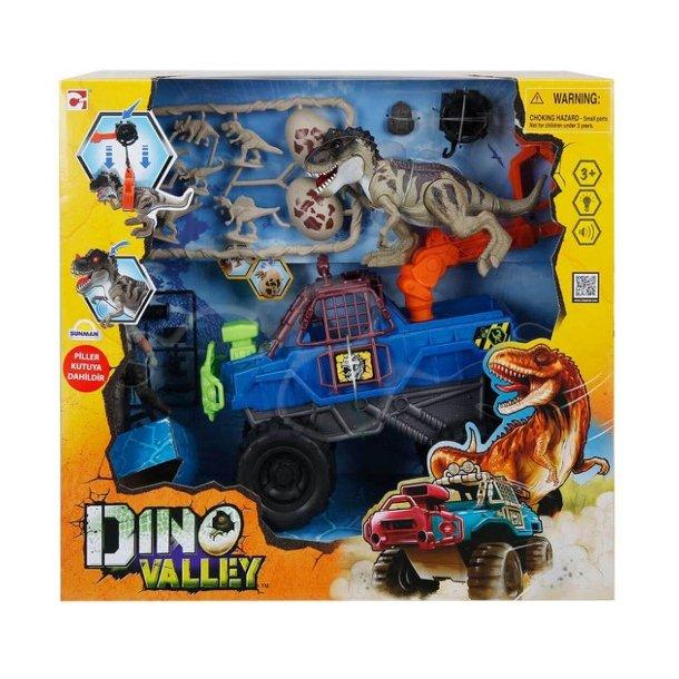 Dino Valley - Roughneck Bigwheel