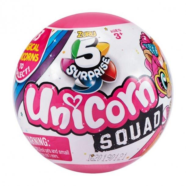 5-Surprises Unicorn