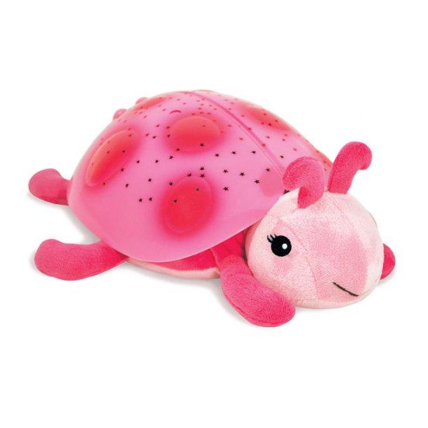 Cloud-B Pink Mariehøne m.Stjernelys