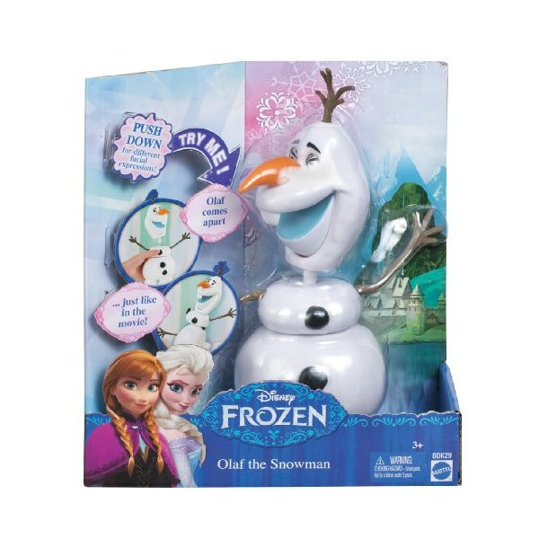 Disney Frost Snemanden Olaf