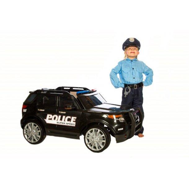 Azeno SUV Politi Bil