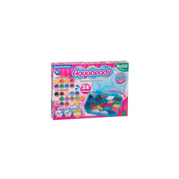 Aqua Beads Mega Sæt