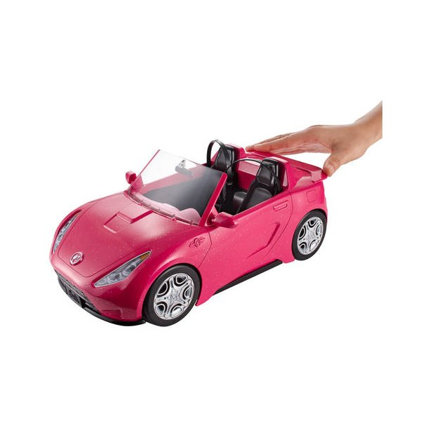 Barbie Cabriolet Bil