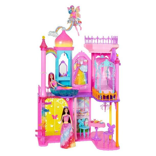 Barbie Dreamtopia Rainbow Slot