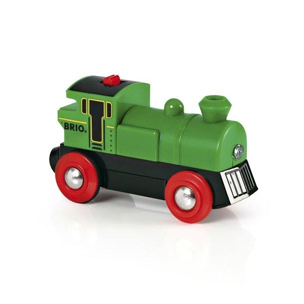 Brio Tog Grønt Lokomotiv