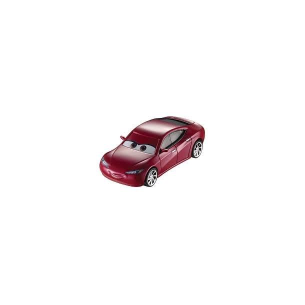 Cars 3 Natalie
