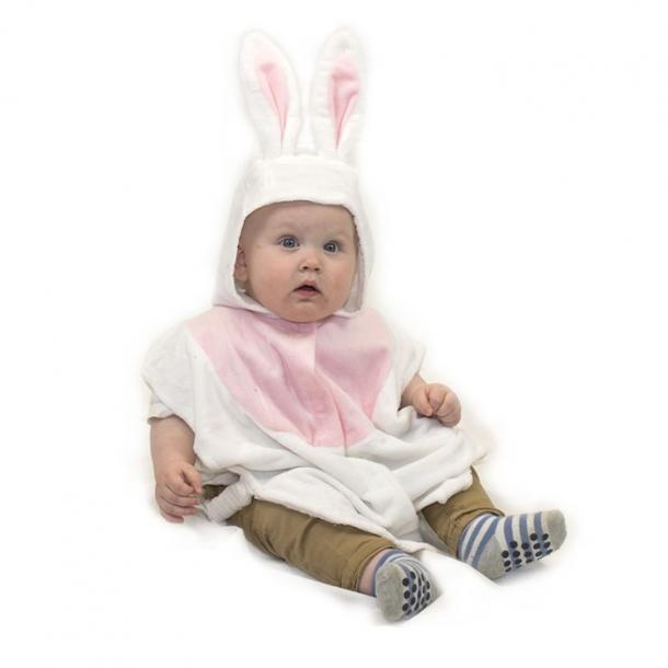 Baby Udklædning - Kanin 2+ - Udklædning - Alt i Leg.dk