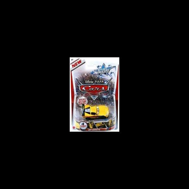 Cars Stunt Racers Jeff Corvette