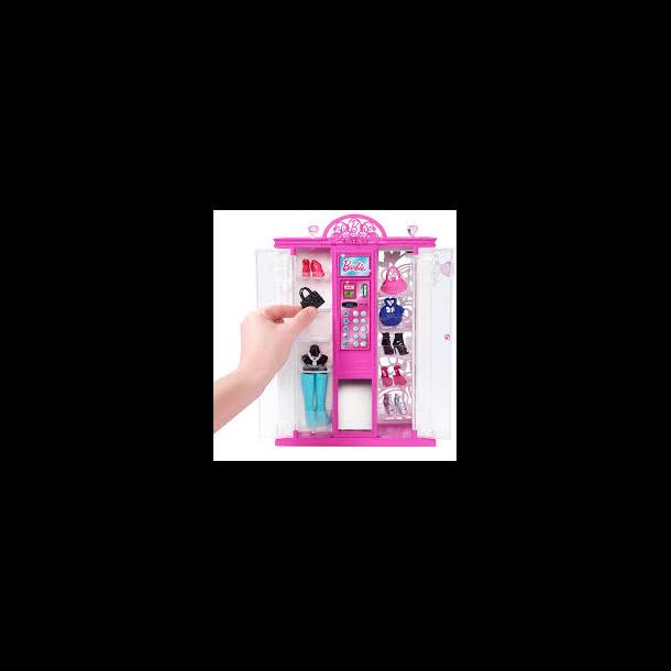 Barbie Tøjautomat